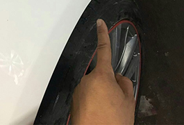 凹陷修复车漆修补