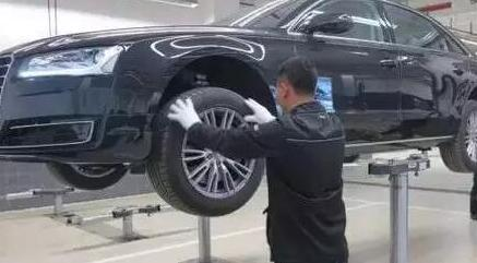 济南奥迪汽车专修